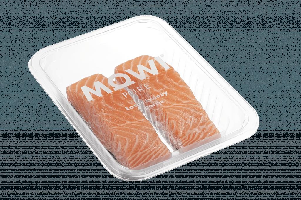 MOWI Pure Świeża porcja 2 szt.