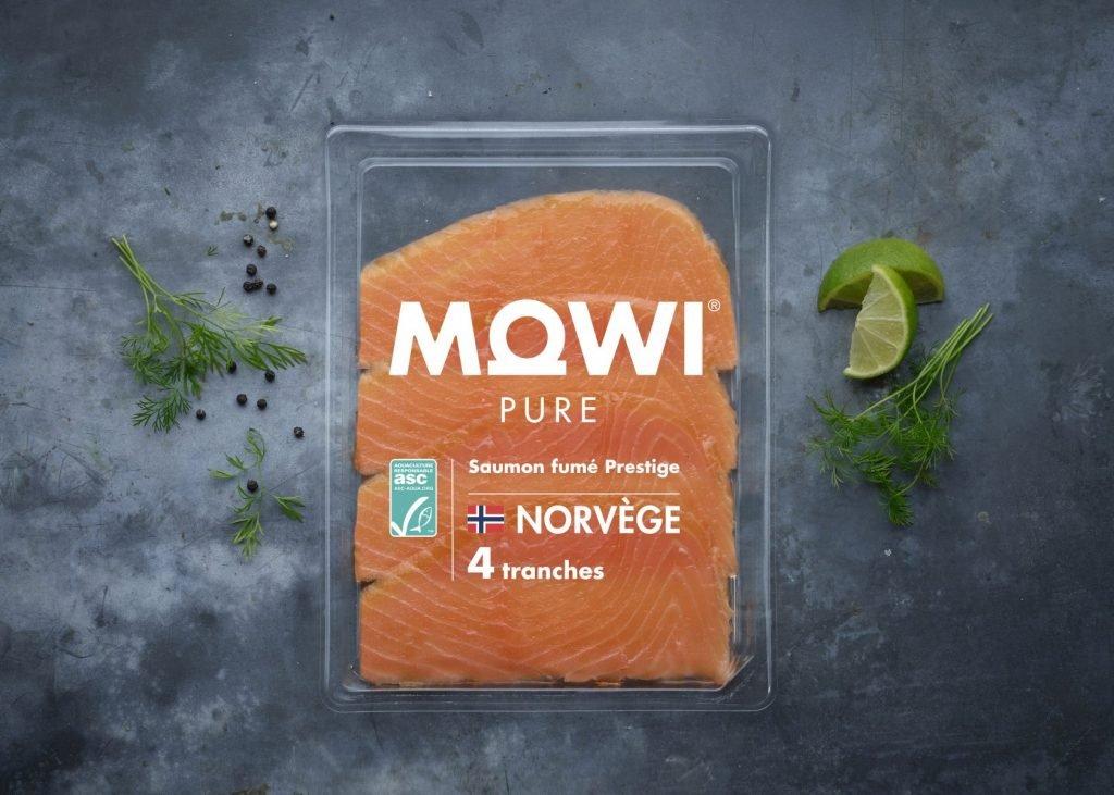 Saumon Fumé – Origine Norvège 4 tranches