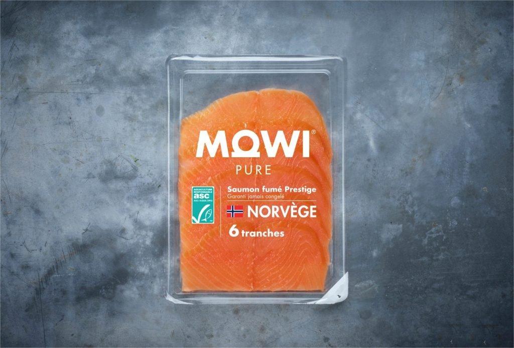 Saumon Fumé – Origine Norvège 6 tranches