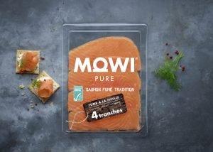 Saumon Fumé Tradition Ficelle 4 tranches
