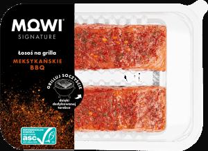 MOWI łosoś na grilla MEKSYKAŃSKIE BBQ