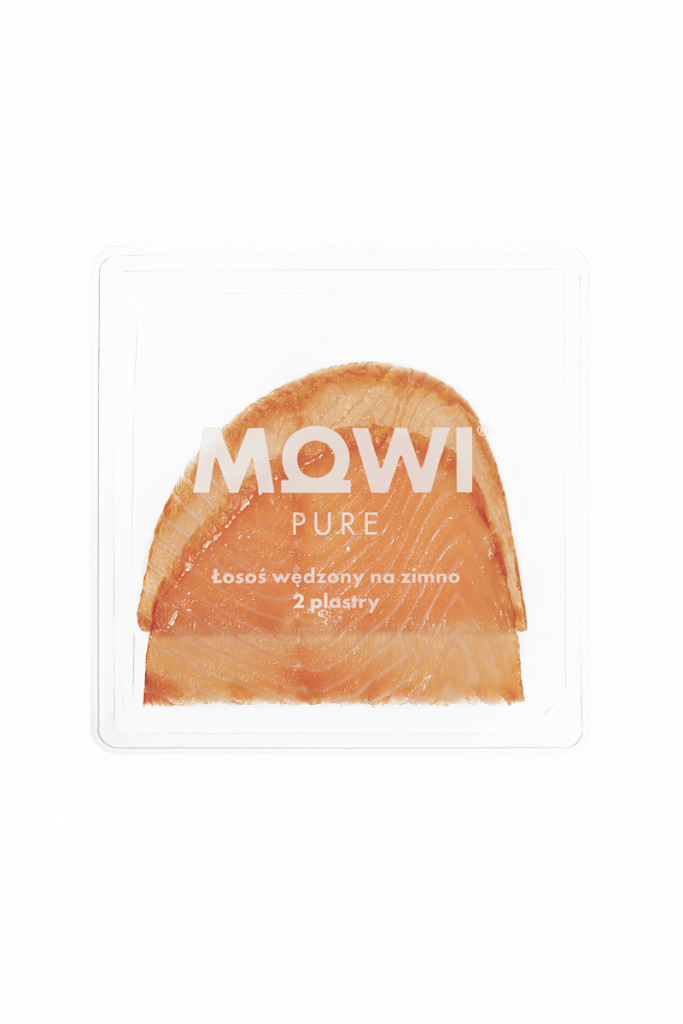 MOWI Pure cold-smoked 2 slices