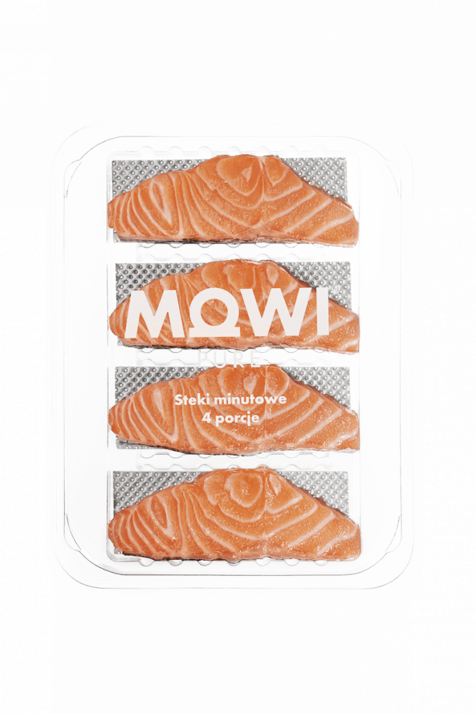 MOWI Pure minute steak
