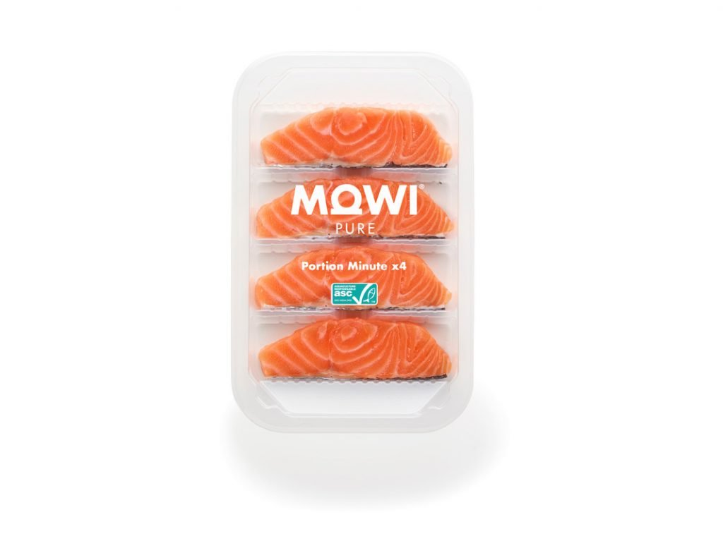 MOWI Portions Minute x 4