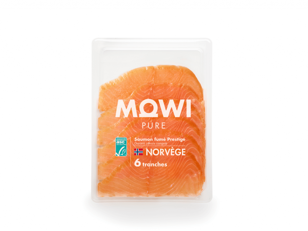 Smoked Salmon Norwegian Origin 6 slices